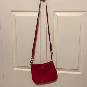 Authentic Coach crossbody. Excellent Condition.